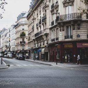 The Parisian Streets