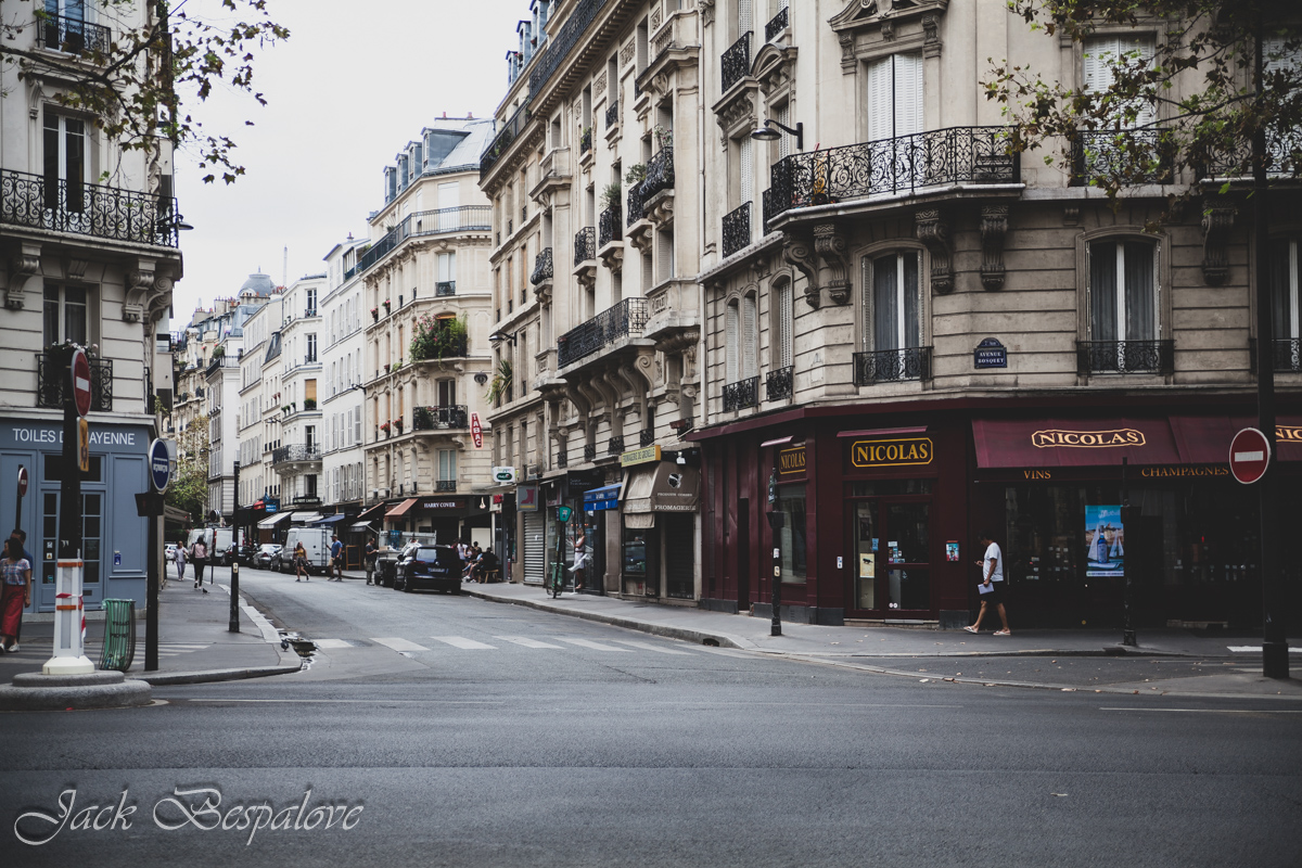 The Parisian Streets